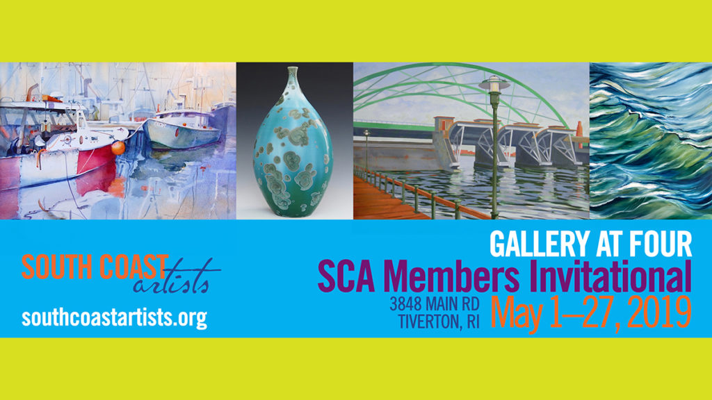 South Coast Artists Invitational Show at Gallery 4